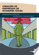 Creación De Empresas De Economía Social