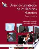Dirección Estratégica De Los Recursos Humanos