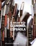 El Análisis De La Economía Española