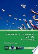 Información Y Comunicación De La Rsc