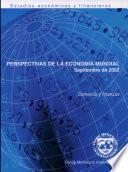 Perspectivas De La Economía Mundial, Septiembre De 2002