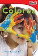libro Colores (colors)