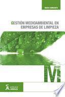Gestión Medioambiental En Empresas De Limpieza