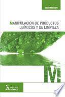 Manipulación De Productos Químicos Y De Limpieza