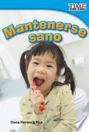 libro Mantenerse Sano (staying Healthy)