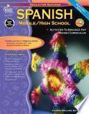 Spanish, Grades 6   12