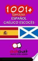 libro 1001+ Ejercicios Español   Gaélico Escocés