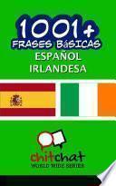 libro 1001+ Frases Básicas Español   Irlandesa