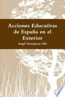 Acciones Educativas De España En El Exterior