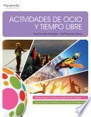 libro Actividades De Ocio Y Tiempo Libre
