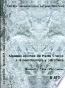 libro Algunos Aportes De Mario Crocco A La Neurobiología Y Psicofísica
