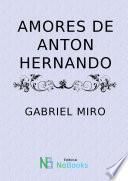 Amores De Anton Hernando