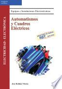 Automatismos Y Cuadros Eléctricos