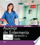 libro Auxiliar De Enfermería. Diputación De Toledo. Test