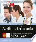 Auxiliar De Enfermería. Servicio De Salud De Castilla La Mancha (sescam). Test Específicos
