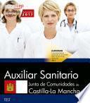 Auxiliar Sanitario. Junta De Comunidades De Castilla La Mancha. Test