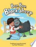 Bee, Bee, Borreguito Negro (baa, Baa, Black Sheep)