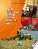 libro Boletín De Información Oportuna Del Sector Alimentario No. 338