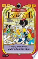 libro Carlota Y El Misterio De La Extraña Vampira