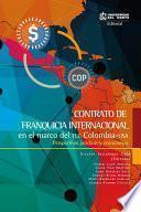 Contrato De Franquicia Internacional En El Marco Del Tlc Colombia Usa
