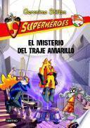 libro El Misterio Del Traje Amarillo