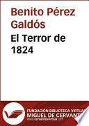 libro El Terror De 1824