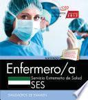 Enfermero/a. Servicio Extremeño De Salud. Simulacros De Examen