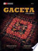 Gaceta Cultural 47