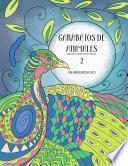 libro Garabatos De Animales Libro Para Colorear Para Adultos 2