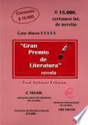 libro Gran Premio De Literatura