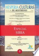 Hesperia Nº 9 Siria Culturas Del Mediterráneo