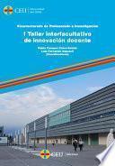 I Taller Interfacultativo De Innovación Docente