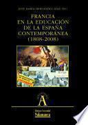 Influencias Francesas En Los Sistemas Nacionales De Eduación De Europa Durante Los Siglos Xix Y Xx. Algunas Reflexiones Metodológicas