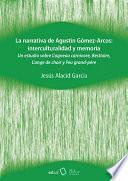 libro La Narrativa De Agustín Gómez Arcos
