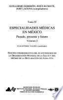 libro La Salud En México