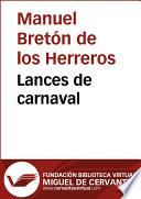 Lances De Carnaval