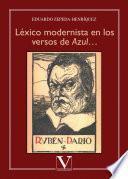 Léxico Modernista En Los Versos De Azul…