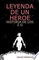libro Leyenda De Un Heroe