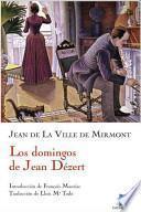 libro Los Domingos De Jean Dézert