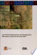 Los Premios Nacionales De Investigación Educativa Y Tesis Doctorales 2005