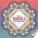 Mandala Libro Para Colorear Para Adultos 1
