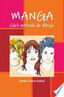 libro Manga, Fácil Método De Dibujo