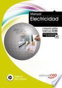 libro Manual De Electricidad. Formación Para El Empleo
