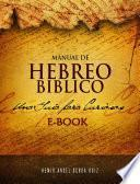 Manual De Hebreo Bíblico