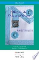 Manual Del Maestro Masón