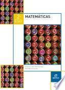 Matemáticas 2º Eso (lomce)   Trimestralizado 2016
