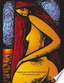 Mujeres Y Arte Moderno Libro De Colorear Para Adultos 1