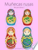 Muñecas Rusas Libro Para Colorear 2