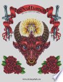 Ocultismo Libro Para Colorear Para Adultos 1