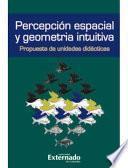 Percepción Y Geometria Intuitiva Propuesta De Unidades Didacticas